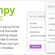 Chimpy - das WordPress Plugin für MailChimp